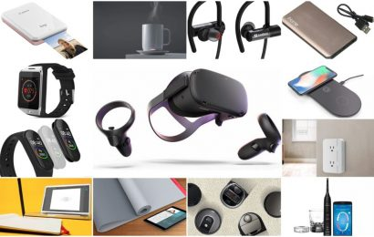 15 Cool & Unique Gadget Gifts for Tech Lovers – 2020 Guide