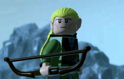 Lego Lord Of The Rings Games Return To Steam