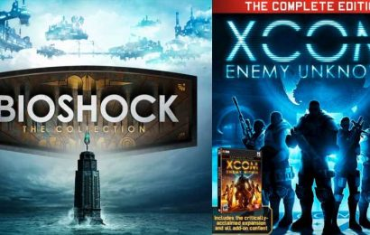2K Puts Out Corona Relief Bundle (Featuring Bioshock And XCOM)