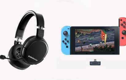 The Nintendo Switch Finally Gets A Wireless Headset That Works Out Of The Box