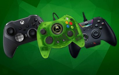 Best Xbox One Controllers (April 2020): Best Xbox Series X Compatible Gamepads