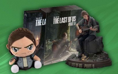 The Last Of Us Part 2 Merch: Shirts, Ellie Statue, Art Book, And More