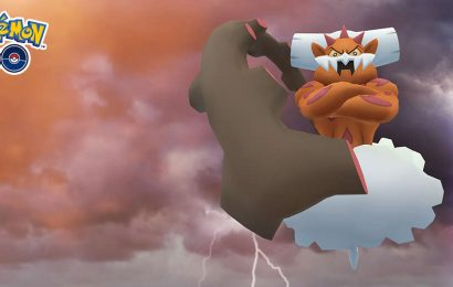 Pokemon Go's Landorus Raids Are Being Extended