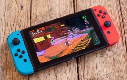 Nintendo Switch Still Sold Out Nearly Everywhere