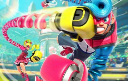 Nintendo Switch Online Members: Play Arms For Free Right Now