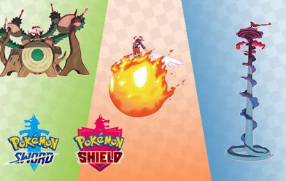 Pokemon Sword And Shield–Details For The Isle Of Armor DLC Revealed