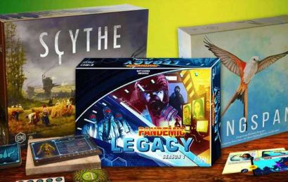 The Best Board Games (April 2020)