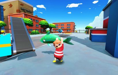 New Free Game At Epic Offers Absurd Fun For The Whole Family