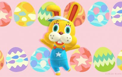 How To Get Bunny Day Eggs In Animal Crossing: New Horizons