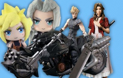 Final Fantasy 7 Remake's Best Merch: Plushies, Posters, Puzzles, And More