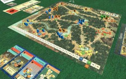 This Game Lets You Play Tons Of Virtual Board Games With Friends