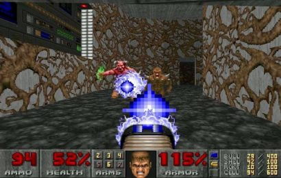 Doom 1 And 2 Have Been Updated To 1.0.6 With 30 New Levels On Consoles, Mobile, And PC