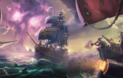 Sea Of Thieves Is Finally Coming To Steam