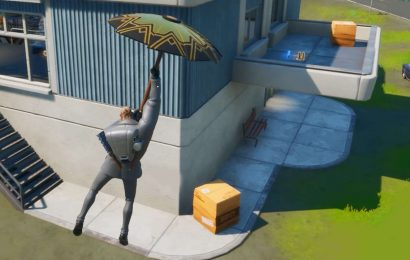 Fortnite Box Factory Location: Where To Hide In A Creepin' Cardboard For Week 7