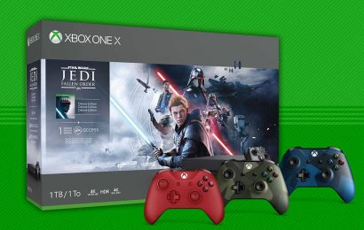 Xbox One X Bundles And Controllers Get Big Discounts In Microsoft Spring Sale