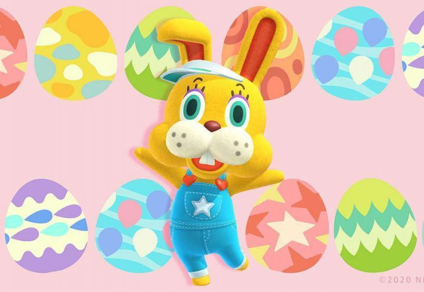 Nintendo Knows You Hate Bunny Day Eggs In Animal Crossing