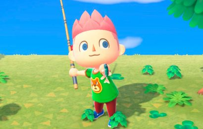 Animal Crossing: New Horizons' First Fishing Event Happening This Weekend