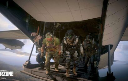 "Call Of Duty: Warzone Update Replaces Trios For Four-Player ""Quads"" Mode"