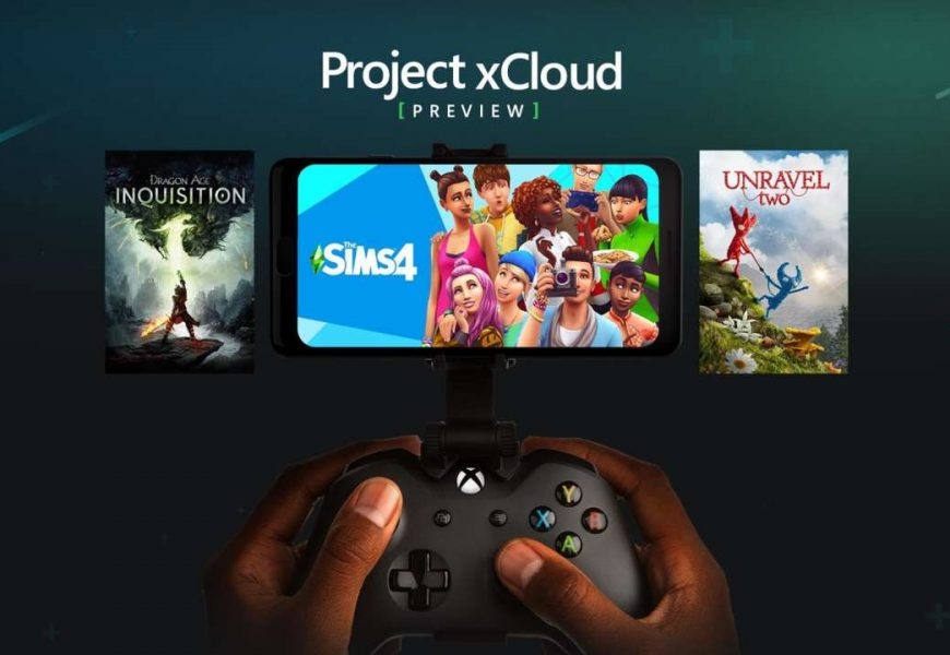 Xbox One Project xCloud Beta Adds Three EA Titles