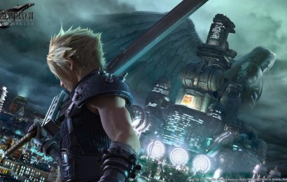 FF7 Remake Takes A Long Time To Install If You Have A Physical Copy