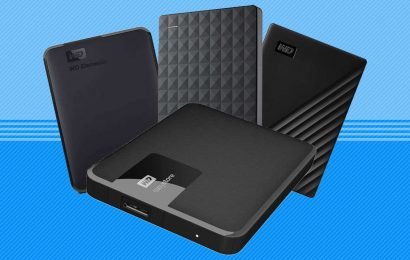 The Best External Hard Drive Deals Available (Xbox One, PS4, And PC)