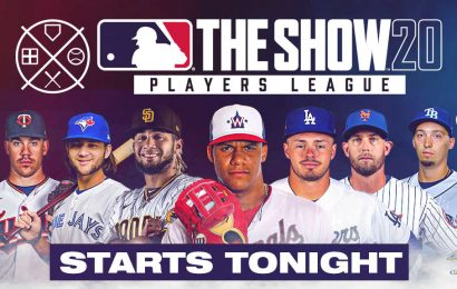 MLB Starts Online Season With MLB The Show Players League