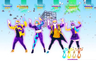 Snag A Free Month Of Just Dance Unlimited, Which Unlocks 500+ Songs