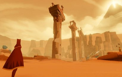 Award-Winning Game Journey Launches On Steam In June