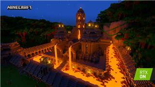 Minecraft RTX Goes Into Open Beta This Week