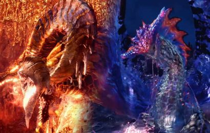 Monster Hunter World: Iceborne Update Coming Next Week, Adds Two Very Tough Dragons