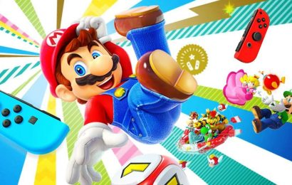 Several First-Party Switch Games Get Nice Discounts