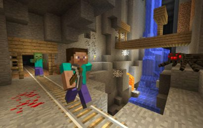 Minecraft Update Adds New Blocks And More For Older PC Version