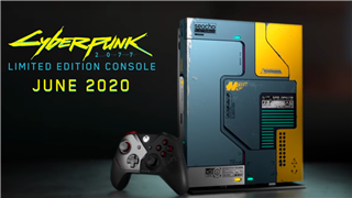 Cyberpunk 2077 Special Edition Xbox One X Leaked