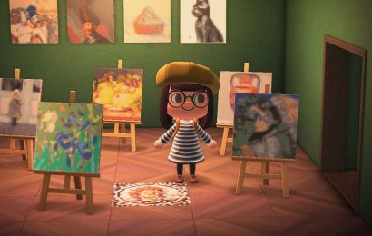Animal Crossing: Import Famous Artwork With Free Museum-Curated Tools And QR Codes
