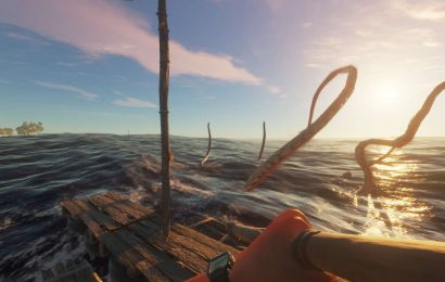 Stranded Deep Is Out Now On PS4, Here's How To Get It
