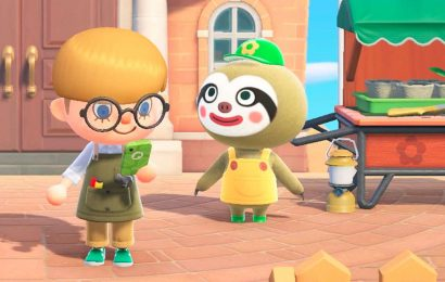 Animal Crossing Update Brings Redd The Art Dealer, Leif, Nature Day, And Museum Expansion