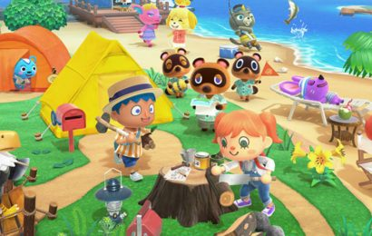 Best-Selling Games Of March 2020 (US): Animal Crossing Sets A Franchise Record