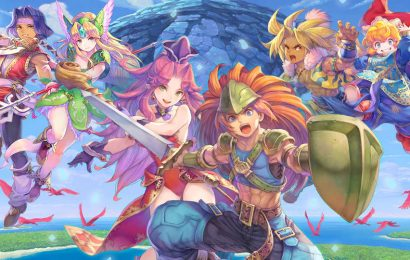 Smash Bros. Ultimate's Latest Event Is A Trials Of Mana Crossover