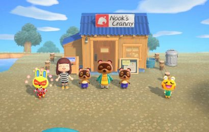 It Seems As If Nook's Cranny Is Closed For Everybody In Animal Crossing Today