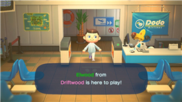 Elijah Wood Visited An Animal Crossing: New Horizons Island