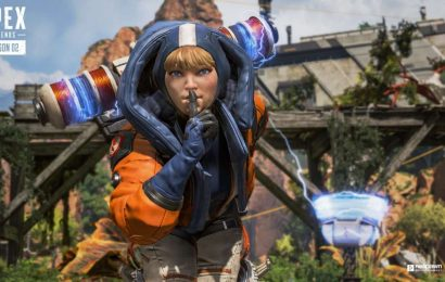 Apex Legends Teases Yet Another Robot Character