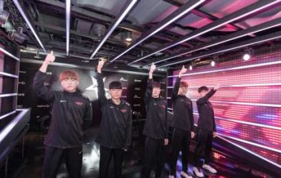 DragonX throw two Barons as T1 eliminates them from LCK playoffs