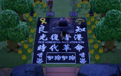 China Bans The Sale Of Animal Crossing: New Horizons To Curb Protesting