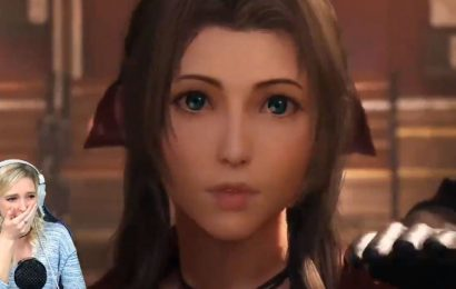 Aerith's Voice Actress Meeting Her In-Game Self Is Too Cute For Words