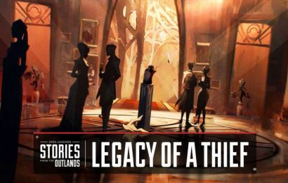 "Apex Legends ""Legacy Of A Thief"" Cinematic Short Debuts On April 30"