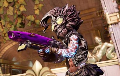 New Borderlands 3 Event Does That Boring '80s Thing