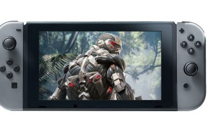 Crysis Remastered Is Even Coming To The Nintendo Switch