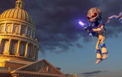 Destroy All Humans! Comes To Enslave Us All On July 28