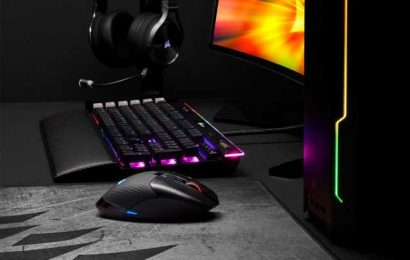 Corsair Dark Core Pro review – The customizable, wireless, RBG gaming mouse