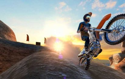 Red Bull Has a Dirt Bike Mobile Game Out Now